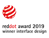 Red Dot Award Winner 2019