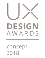 UX Design Award 2018 Concept